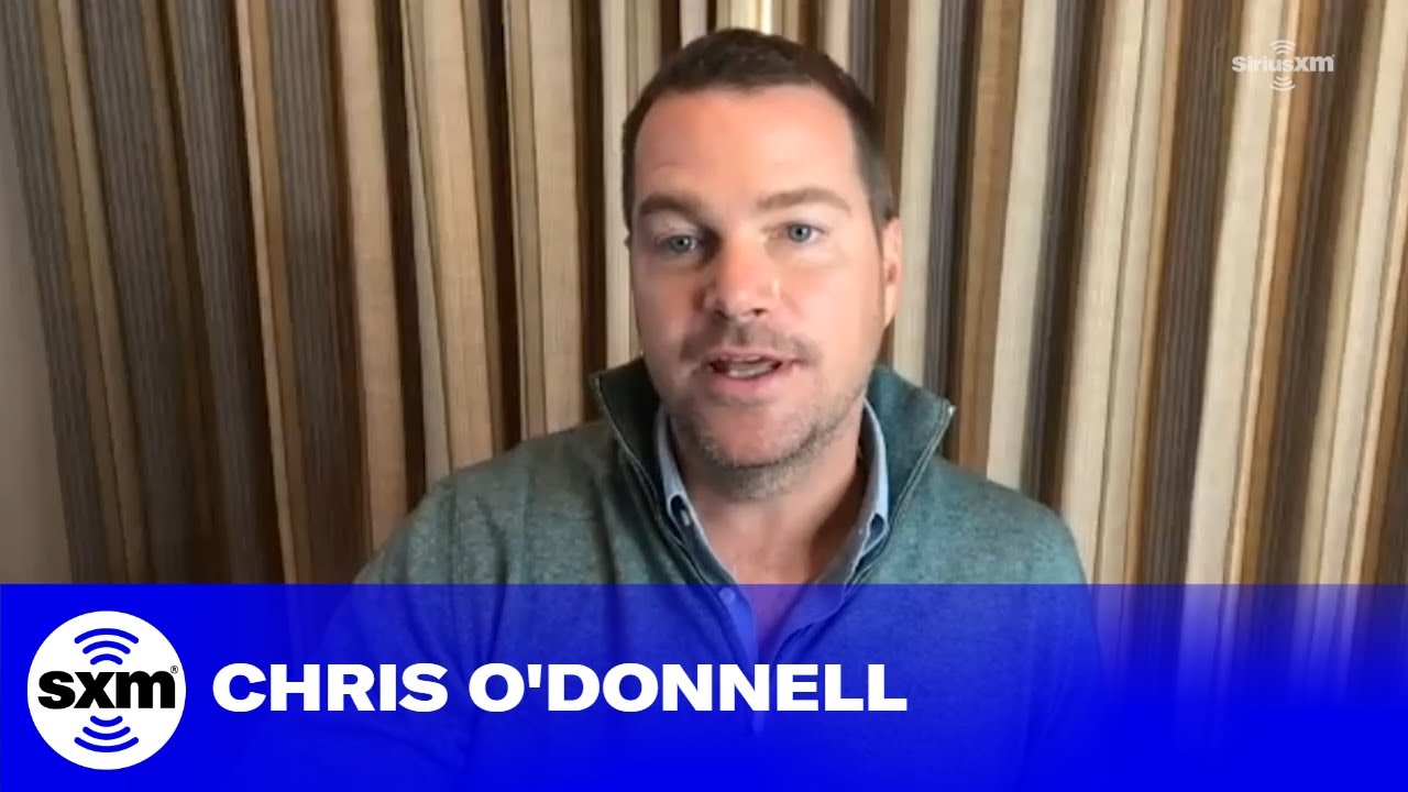 Chris O'Donnell Reveals What It's Like to Work With LL COOL J