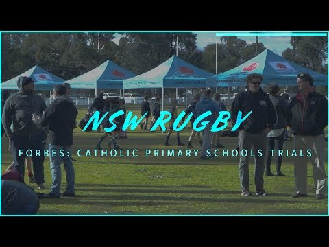 NSW Rugby: Forbes - Catholic Primary Schools Trials