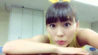 SUPER☆GiRLS ( スーパーガールズ ) 宮崎理奈 supergirls スパガ iDOL ...