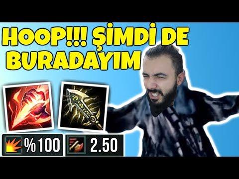 JUNG BOTTA  TOPU İTEYİMCİLERE SON!! MAX SALDIRI HIZI %100 KRİTİK QUINN JUNGLE !! | KFCEatbox