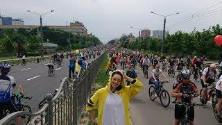 Весенний Велодень 2018 с ТигроТандемом [Харьков]