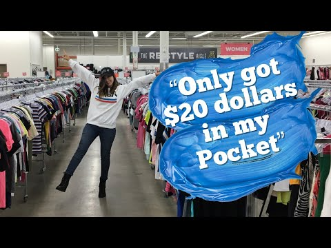 How To Thrift Shop LIKE A PRO -- Value Village