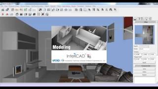 InteriCAD T6 Software Demo