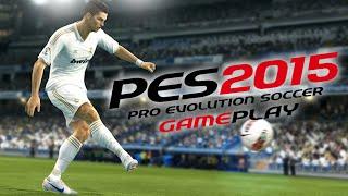 PES 2015 DEMO GAMEPLAY!