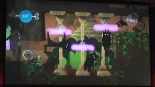 Little big planet played using PS3 Motion Controller TGS 09