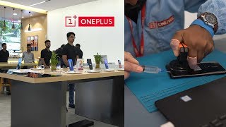 Oneplus Experience Center, Pune tour, what happens in Oneplus Service Center?