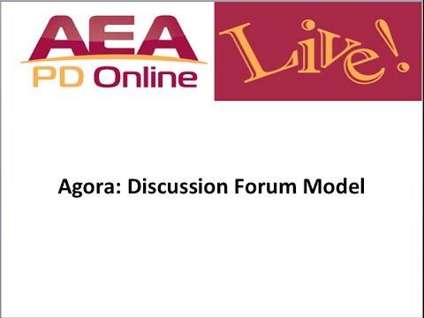 Discussion Forum Model