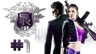 Saints Row The Third Gameplay #1 - Let