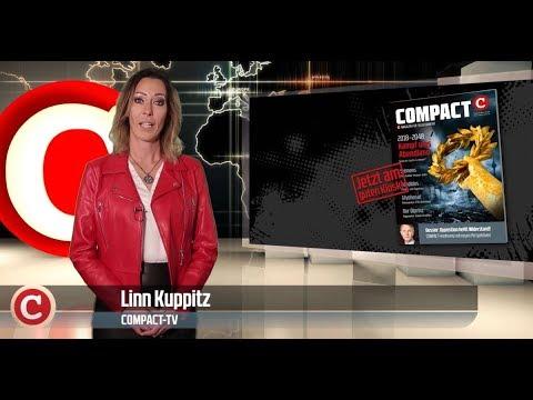 Die Woche COMPACT: Patrioten gegen IG Metall