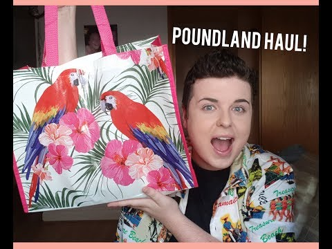 POUNDLAND HAUL | STARTING OUT | BARGAINS | NEW ITEMS