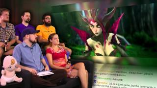 League of Legends: A New Dawn Trailer! - Show and Trailer August 2014 - Part 29