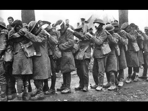 Gas Warfare in the First World War - Prof Edward Spiers