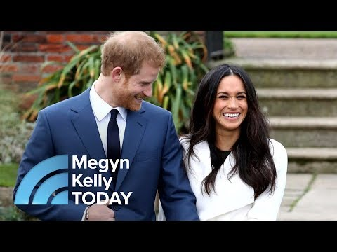 Royal Expert On Prince Harry And Meghan Markle: 'Like Lovesick Puppies'   Megyn Kelly TODAY