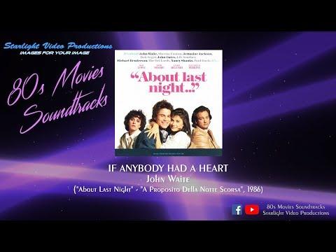 If Anybody Had A Heart - John Waite (