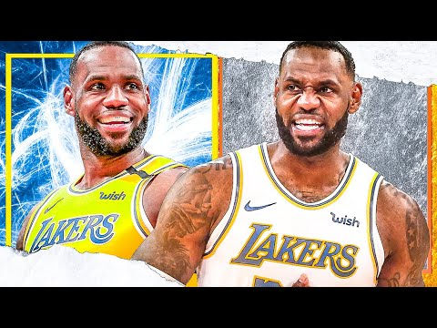 LeBron James - Not Slowing Down - 2020 Lakers Highlights - Part 3