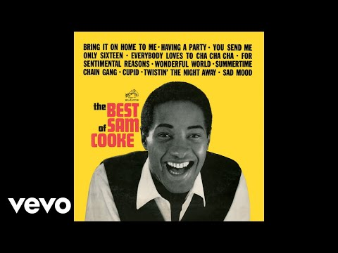 Sam Cooke - Bring It On Home to Me (Official Audio)