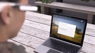 Repeat youtube video Google Glass: How to set up Wi-Fi on computers