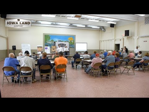 Butler County, Iowa 47 Acre Land Auction Highlight