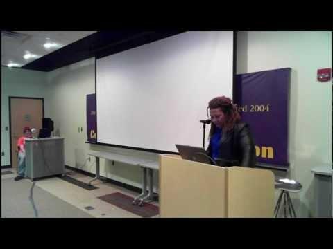 "Darwin Week 2012 - Jamila Bey: ""The Future Belongs to Us: Facts Diminish Faith"""