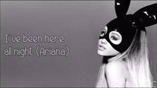 Side to side Ariana grande lyrics
