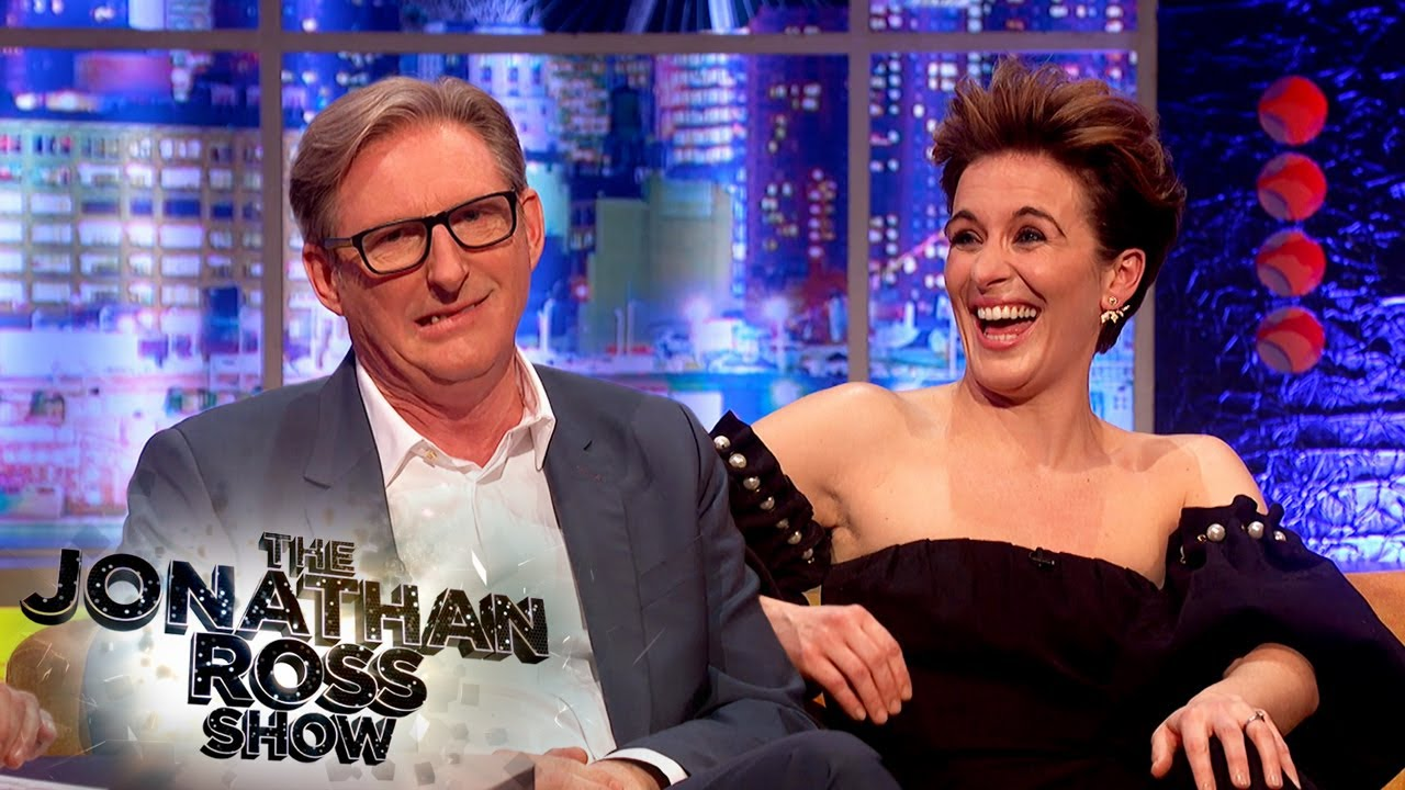 Download Line of Duty's Vicky McClure Always Gets The Script First! | The Jonathan Ross Show