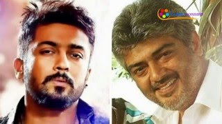 I am Waiting to Join with Ajith-Says Surya!...