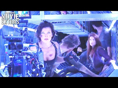 Resident Evil: The Final Chapter 'Explore the Hive' Featurette (2017)