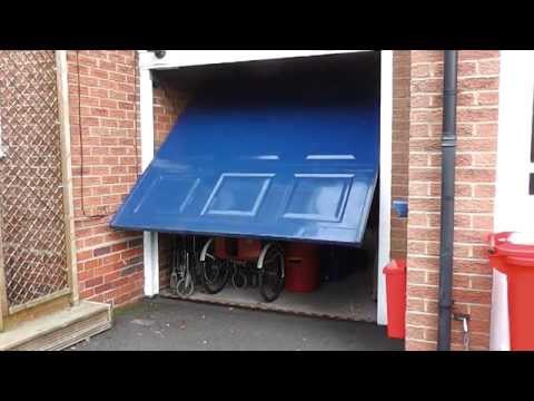 DIY Electric Garage Door