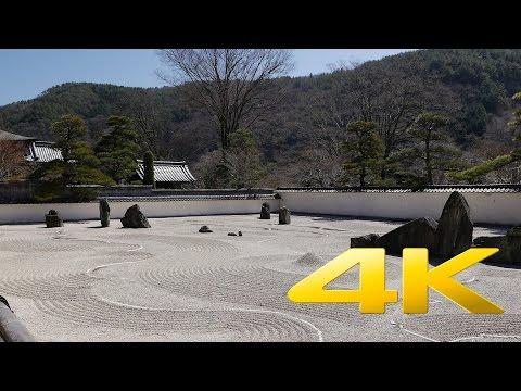 Kozen-ji Temple (Kiso Valley) - Nagano - 興禅寺 - 4K Ultra HD