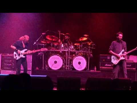 Benefit Concert for Tony Macalpine-Steve Vai, Paul Gilbert Billy Sheehan at The Wiltern 12.12.2015