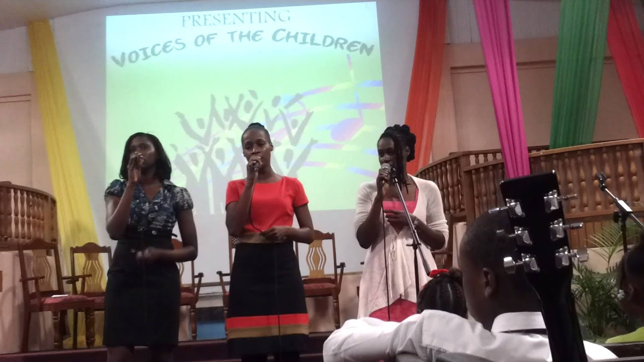 Acapella Song (He Leadeth Me) by the James Sisters - YouTube