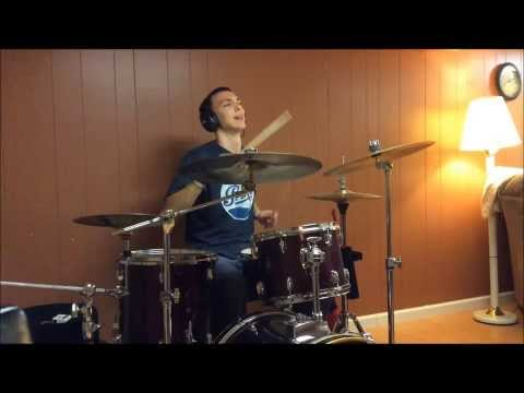 Shirkdrums - Hawk Nelson - California (Drum Cover)