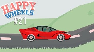 Happy Wheels - Part 21 Ferrari