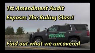 1st Amendment Audit Turned Investigative Journalism - Richland, Washington - Hanford