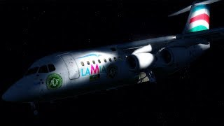 The Chapecoense Disaster - LaMia Flight 2933