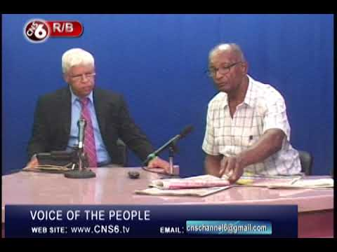 Voice of the People Guyana  FEB 13, 2018