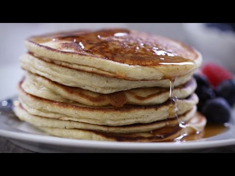 How to Make Oatmeal Pancakes   Smoothie Recipes   Allrecipes.com