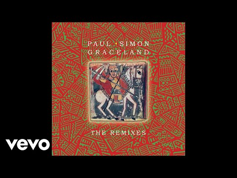 Paul Simon - You Can Call Me Al (Groove Armada Dub Redemption Remix) (Audio)