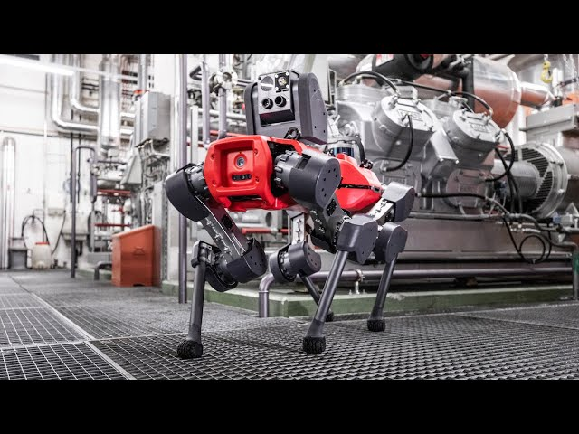 ANYbotics Introduces End-to-End Robotic Inspection Solution