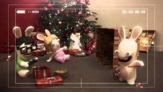 Raving Rabbids Travel in Time - Rabbids love Xmas !  [Europe]