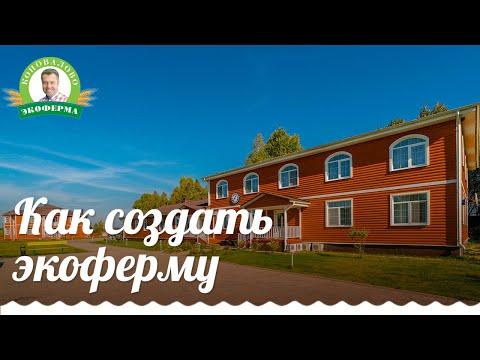 Александр Коновалов о том как создавать свою экоферму и преодолевать трудности 6+