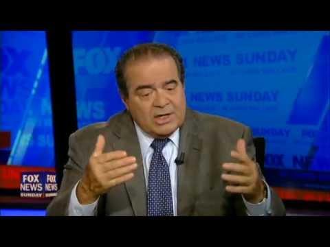 Justice Antonin Scalia Speaks Out on Fox News Sunday
