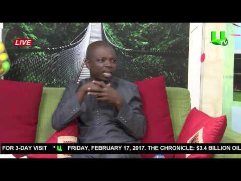 Kwame Baffoe (Abronye) on UTV Adekye Nsroma