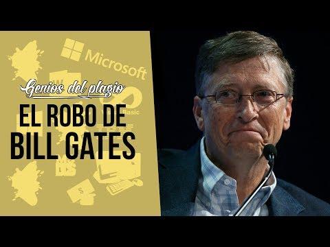 Genios Del Plagio: Bill Gates