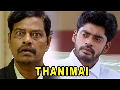 Sonia Agarwal Arrested Falsely | Thanimai Tamil Movie Scenes | Sandy Intro | 2019 Tamil Movies