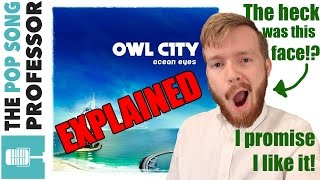 "Explanation of ""Fireflies"" by Owl City"