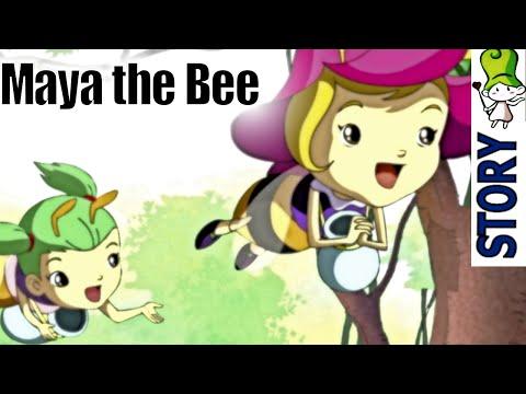 Maya the Bee - Bedtime Story (BedtimeStory.TV)