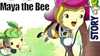 Maya the Bee - Bedtime Story (BedtimeStory.TV)