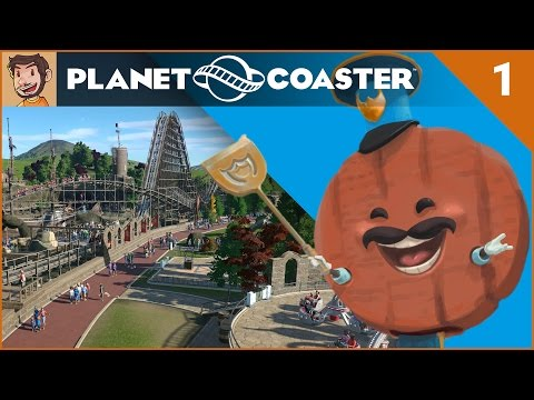 Planet Coaster Beta - Part 1