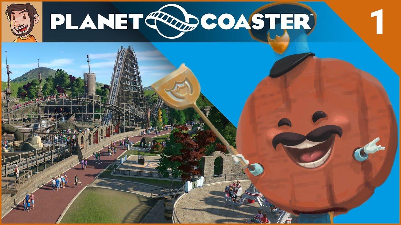 how to get planet coaster beta